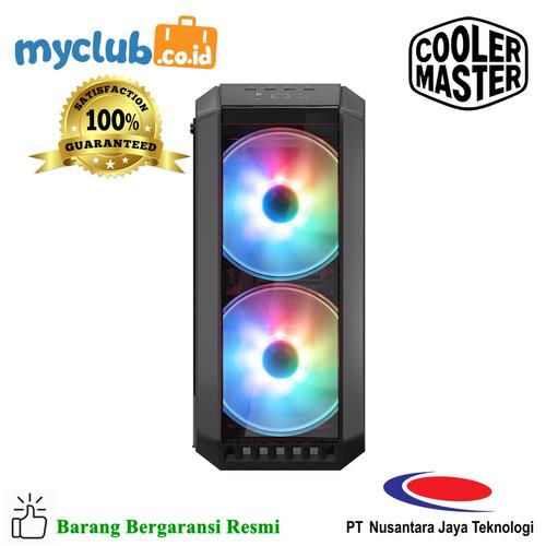 Foto Produk Cooler Master MasterCase H500 ARGB [MCM-H500-IGNN-S01] dari Myclub