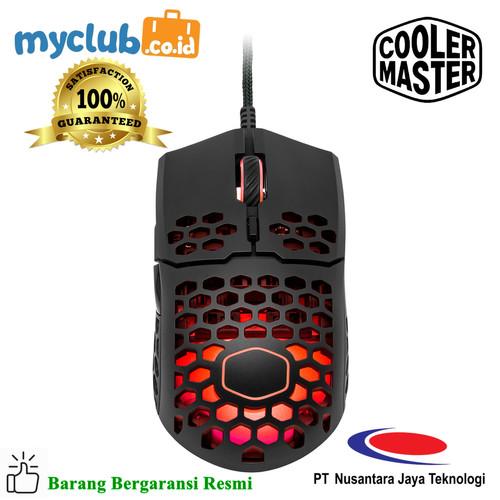 Foto Produk Cooler Master Mouse Gaming MM711 Matte Black [MM-711-KKOL1] dari Myclub