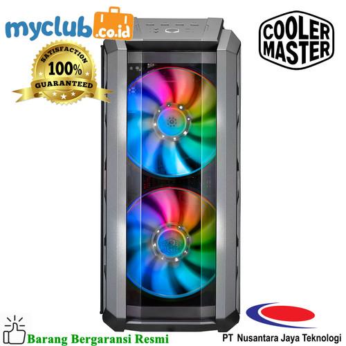 Foto Produk Cooler Master MasterCase H500P ARGB [MCM-H500P-MGNN-S01] dari Myclub
