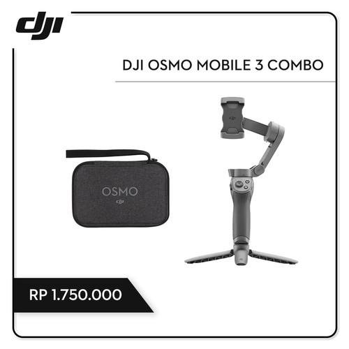Foto Produk DJI Osmo Mobile 3 Combo dari DJI Authorized Store JKT