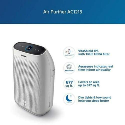 rekomendasi air purifier terbaik dengan hepa filter