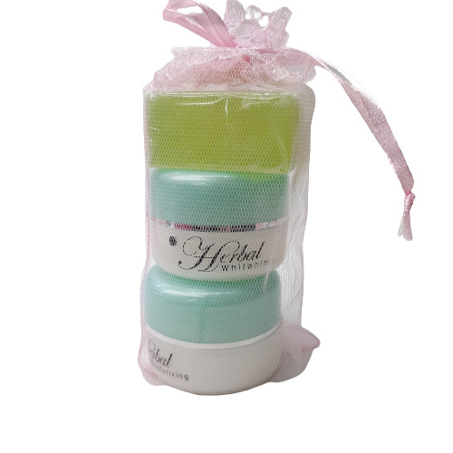 Foto Produk paket cream HERBAL hijau - Cream Ijo dari mustika kosmetik shop