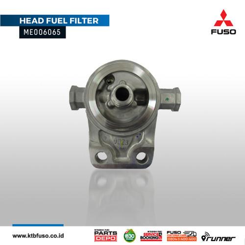 Foto Produk ME006065 Head Fuel Filter FE70 dari FUSOBERLIANMAJUMOTOR