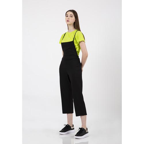Foto Produk Colorbox Basic Jumpsuit I-Jskkey120C041 Black - Hitam, S dari Colorbox Indonesia