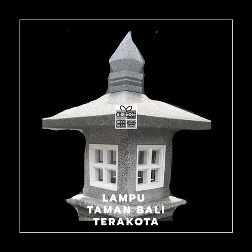 Jual Terbaik Lampu Taman Bali Batu 40x40x65 Harus Pack Kayuasuransi Kota Denpasar Sioleole Official Tokopedia