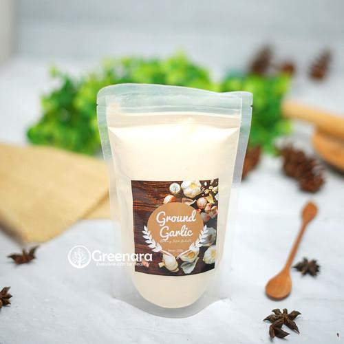 Foto Produk Greenara Ground Garlic 250gr / Bubuk Bawang Putih dari Greenara