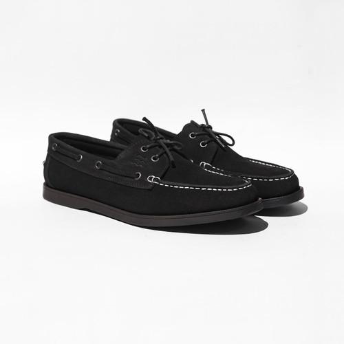 Foto Produk Black Classic Boat Shoe dari HIGHTY OFFICIAL