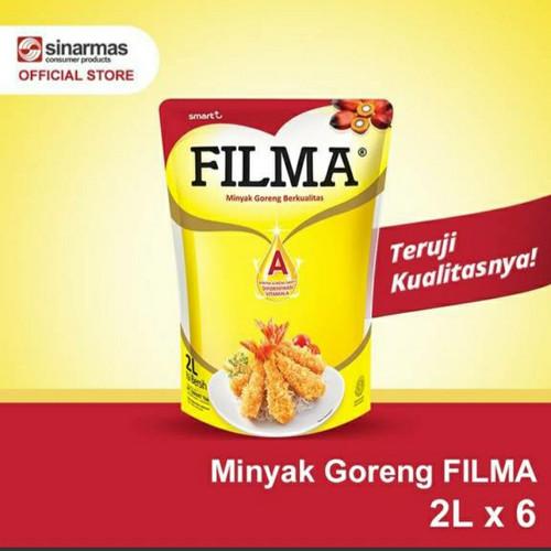 Foto Produk Minyak Goreng Filma 2L PROMO dari Eza@unopapua