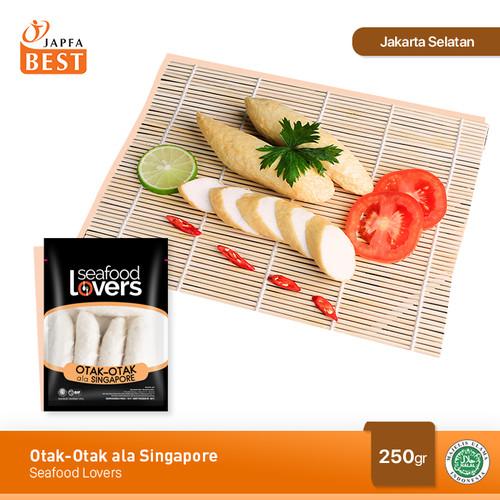 Foto Produk Otak-Otak Ala Singapore Seafood Lovers 250 gr dari Japfa Best Jakarta