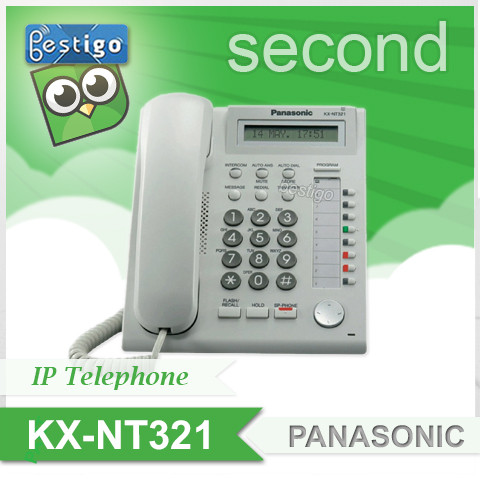Foto Produk IP Phone Panasonic Proprietary KX-NT321 dari BESTIGO PABX TELEPON