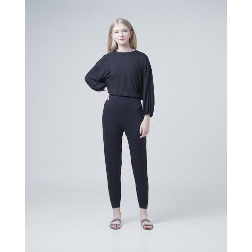 Foto Produk THIS IS APRIL - Deon Pants Black dari This Is April