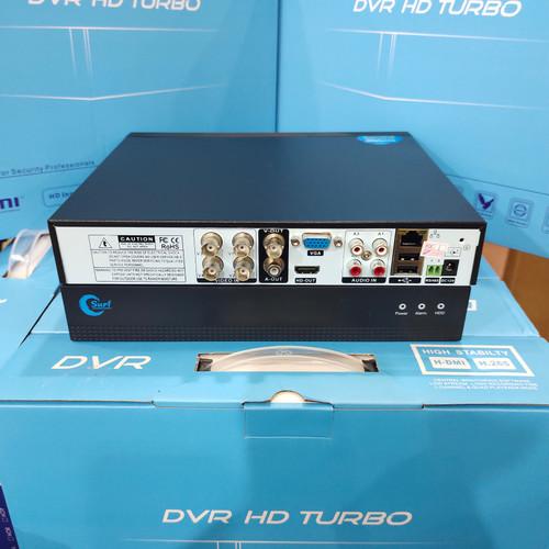 Foto Produk NEW DVR 4 CH FULL HD 1080 XMEYE 5 IN 1 (ANALOG,AHD,HDCVI,HDTVI & IP) dari Distro elektronik