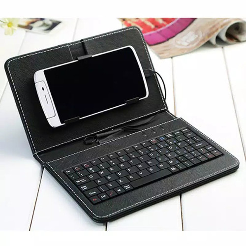 Foto Produk Keyboard tablet 7inch universal - Hitam, 7inch MICRO usb dari fusion21