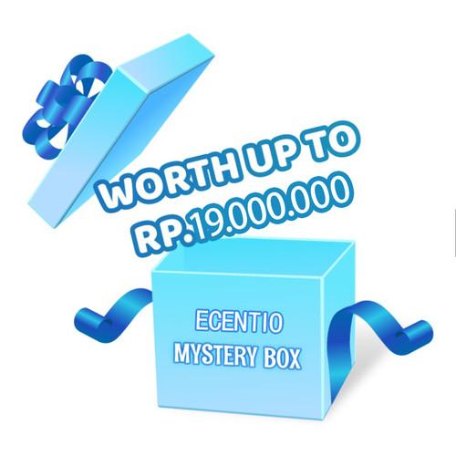 Foto Produk Ecentio Permadani — Kotak Hadiah Misterius dari Kain Disikat - All Size dari ecentio Official Store