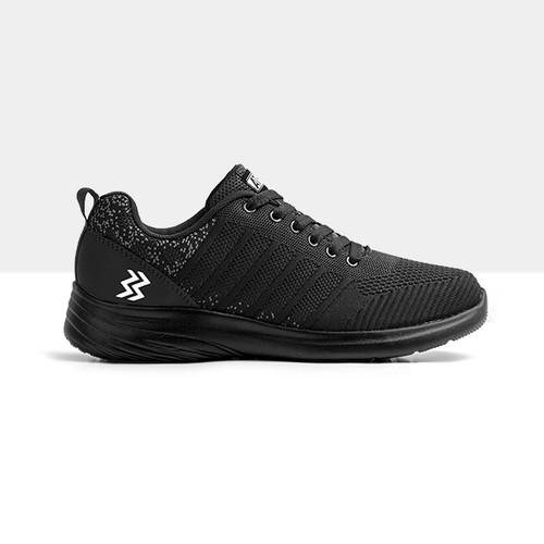Foto Produk Athletica Official Shop - AT 693 All Black | Sepatu Running - 43 dari Athletica Footwear