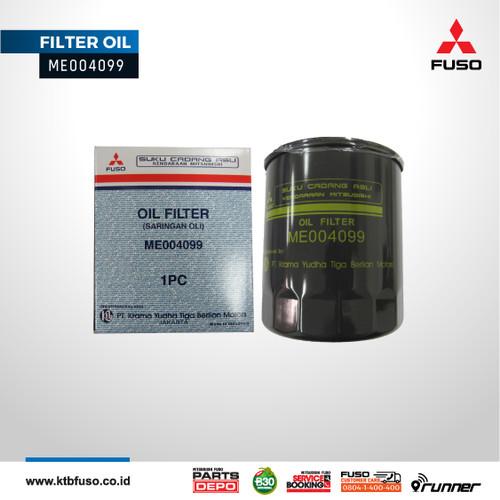 Foto Produk ME004099 Oil Filter/ Saringan Oli FE100 dari FUSOBERLIANMAJUMOTOR