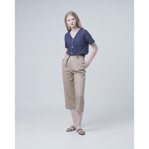 Foto Produk THIS IS APRIL - Tommy Pants Khaki dari This Is April