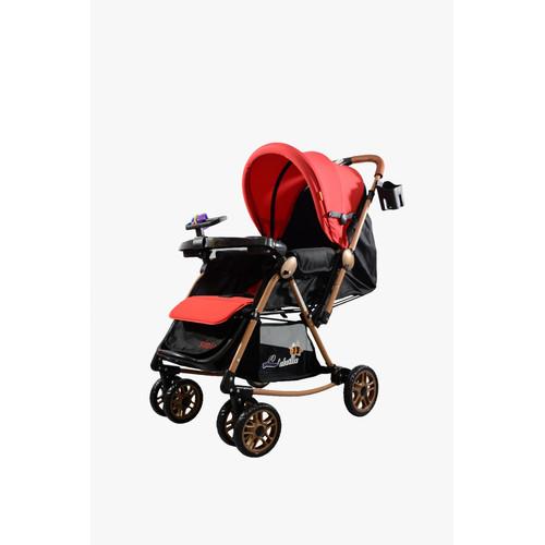 Foto Produk Stroller L'abeille SONIO S-028 - Red dari Labeille