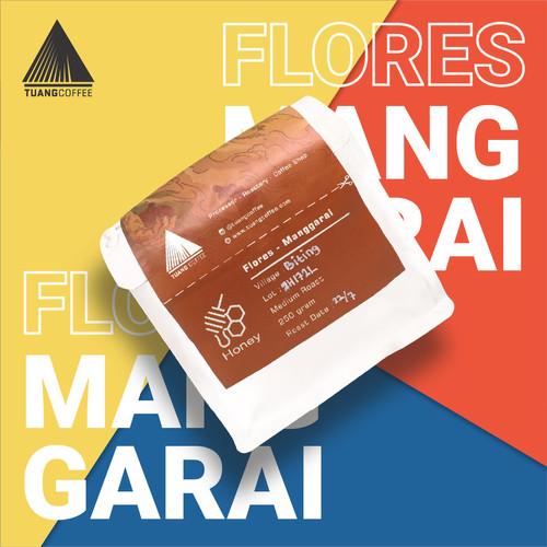 Foto Produk Specialty-Roasted Bean 250gr-Honey Arabica-Flores Manggarai-Kartika dari Tuang Coffee