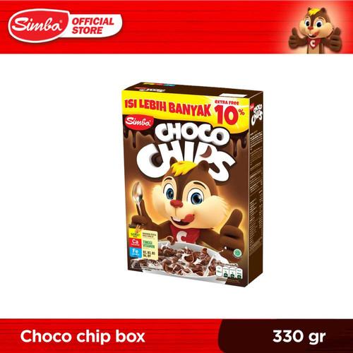 Foto Produk Choco Chips Cereal SIMBA Box 330 gr dari Simba Official Store