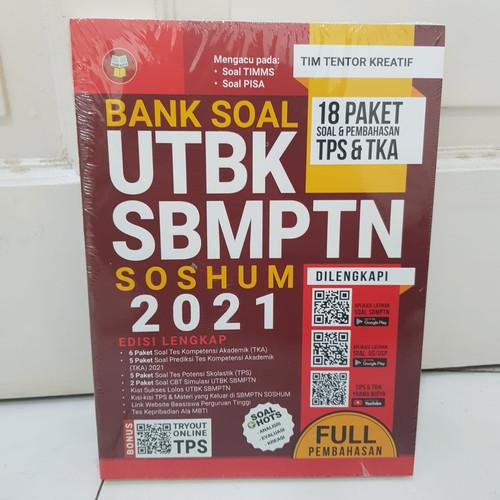 Foto Produk BUKU BANK SOAL UTBK SBMPTN SOSHUM 2021 EDISI LENGKAP YRAMA WIDYA dari BigBook Store