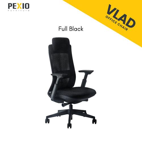 Foto Produk Kursi kantor PEX | Office Chair PEX | Vlad - Hitam dari PEXIO