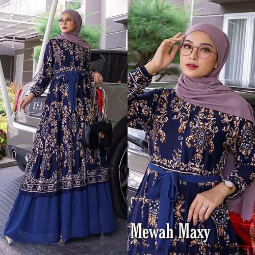 Foto Produk Gamis / Long dress / Baju muslim / Gaun muslim dari khalasta shop
