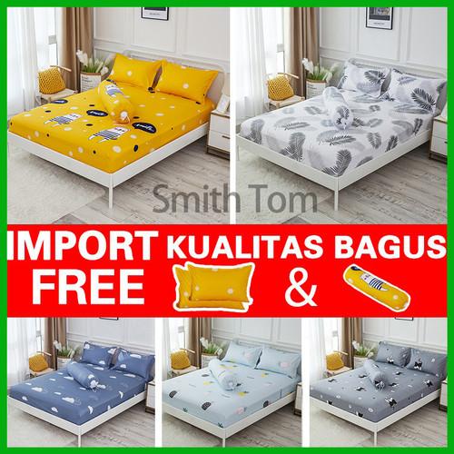Foto Produk Sprei bed cover seprei non-slip120x200 160x200 180x200 penutup seprai - SESAME STREET, 120x200 dari SmithTom