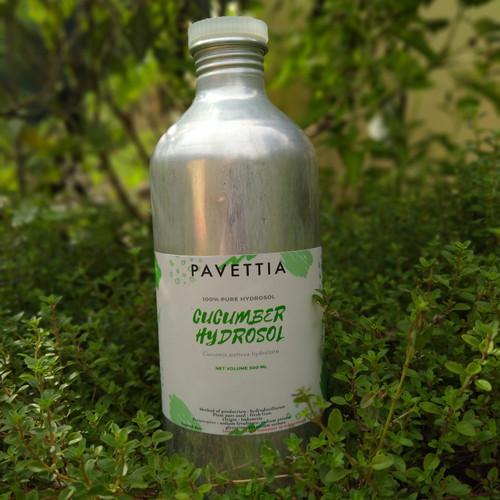 Foto Produk Cucumber hydrosol - hidrosol mentimun 500 ml dari pavettia essential oil
