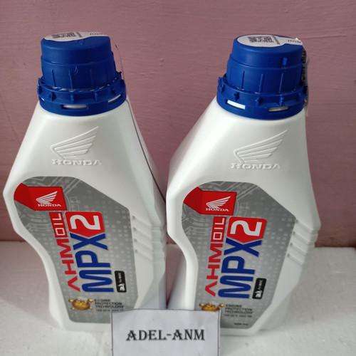 Foto Produk oli mpx2 matic dari Adel-ANM