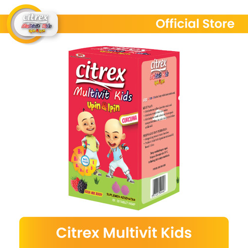 Foto Produk Citrex Multivits dari Millennium Pharmacon Int