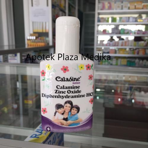Foto Produk Caladine Lotion 60 ML / 95 ML - Untuk Gatal, Biang Keringat, Alergi dari Plaza Medika