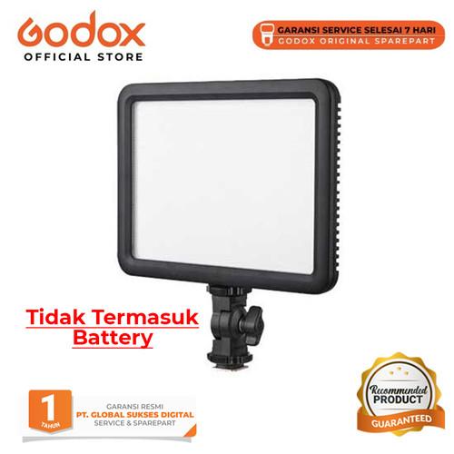 Foto Produk Paket Godox LED 120C + Battery / Godox LED 120C / Godox 120 dari Godox Official Store