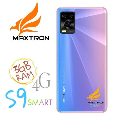 Foto Produk MAXTRON S9 SMART 3/16 GARANSI RESMI - Blue Pink dari PRISMA ROXY
