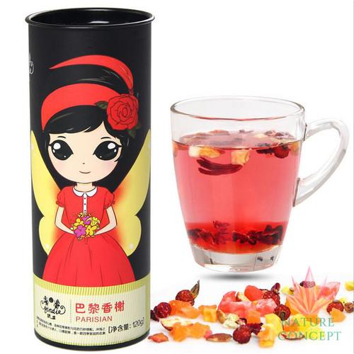 Foto Produk TERMURAH Dried Fruit Tea Teh Buah kering bisa utk Snack / Seduh Teh dari Nature Concept