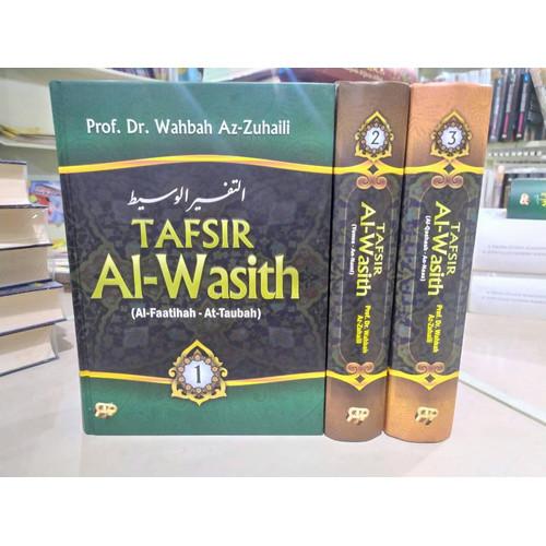 Foto Produk Tafsir Al Wasith Syekh Wahbah Zuhaili Per Jilid dari Buku Islam Nusantara