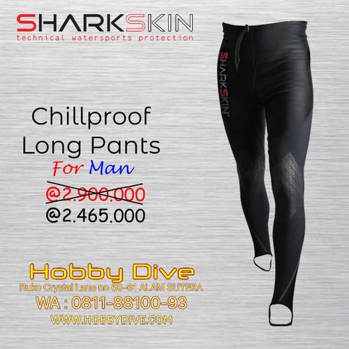 Foto Produk WETSUIT SHARKSKIN PADDLING LONG PANTS MEN - Alat Diving dari Hobby Dive