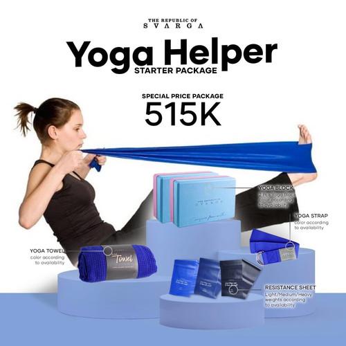 Foto Produk Yoga Helper Starter Package dari SVARGA YOGA
