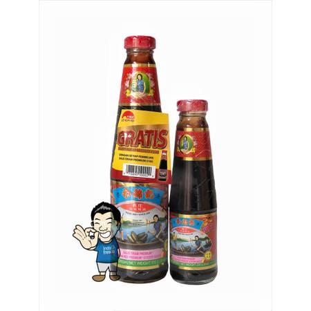 Foto Produk Lee Kum Kee PROMO BUNDLiNG Premium Oyster Sauce- Saus Tiram Premium dari IndoFresco