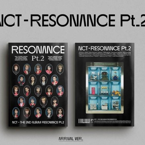 Foto Produk [READY STOCK] NCT 2020 2nd Album - RESONANCE Pt.2 (Arrival ver.) dari A&R Official Store