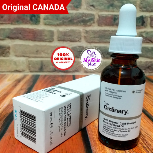 Foto Produk The Ordinary 100% Organic Cold-Pressed Rose Hip Seed Oil (RoseHip) dari MySkinPlus Outlet