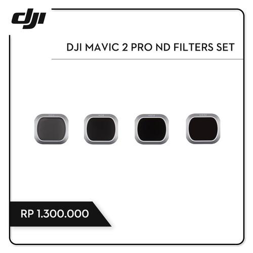 Foto Produk DJI Mavic 2 Pro ND Filters Set dari DJI Authorized Store JKT