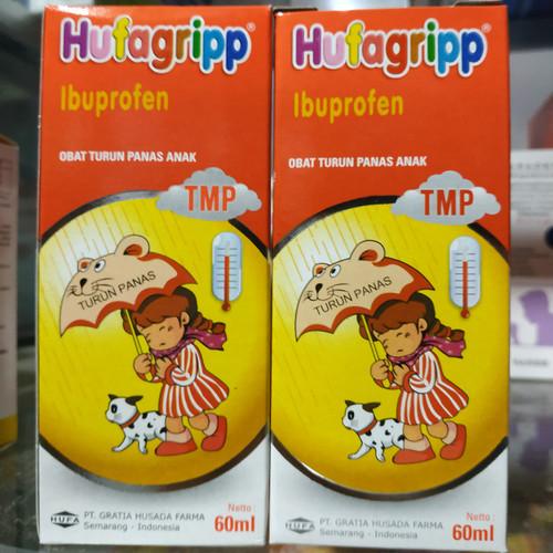 Foto Produk HUFAGRIP TMP 60 ML dari PUTRI PHARMACY