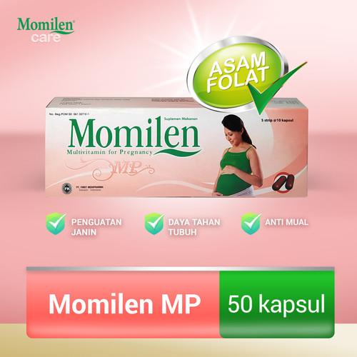 Foto Produk MOMILEN MP / Multivitamin for Pregnancy / Zinc / Anti Mual dari Momilen Care