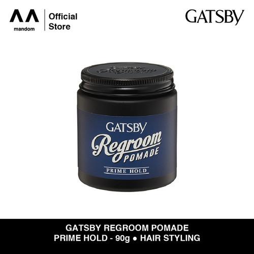 Foto Produk GATSBY Regroom Pomade Prime Hold dari MandomOfficial