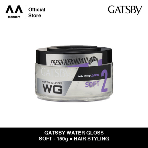 Foto Produk GATSBY Water Gloss Soft 150g dari MandomOfficial