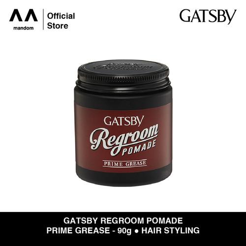 Foto Produk GATSBY Regroom Pomade Prime Grease dari MandomOfficial