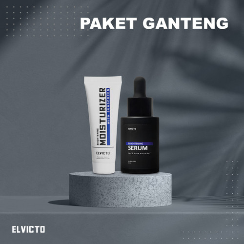 Foto Produk ELVICTO PAKET GANTENG - P. GANTENG-MOIS dari elvicto.id