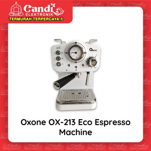 Foto Produk OXONE ESPRESSO MACHINE OX-213 - Alat Pembuat Kopi Espresso OX-213 dari Candi Elektronik Solo
