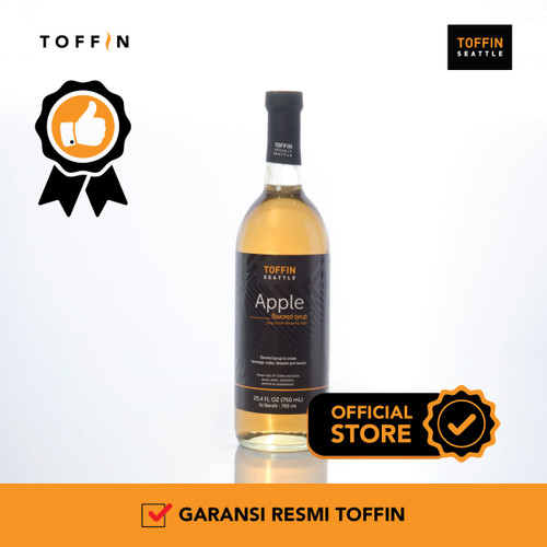 Foto Produk Toffin Syrup Apple dari Toffin Indonesia Official Store